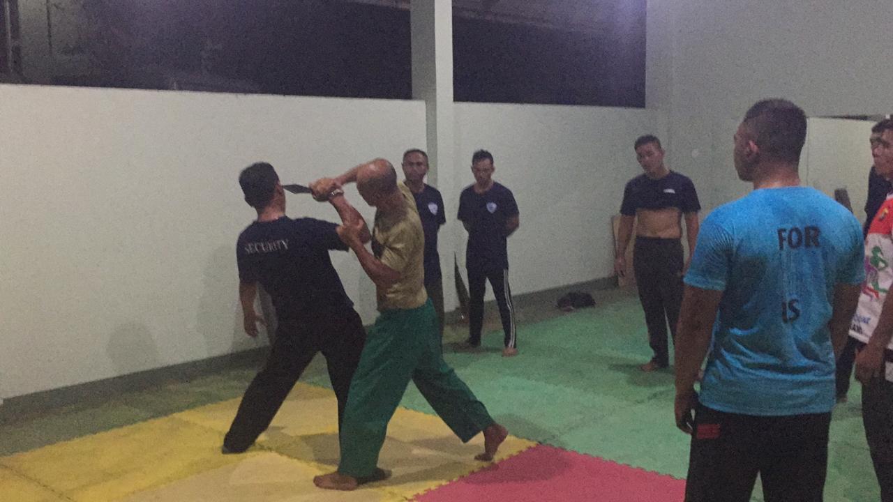 Galery Latihan Beladiri Security Satria Garda Bali