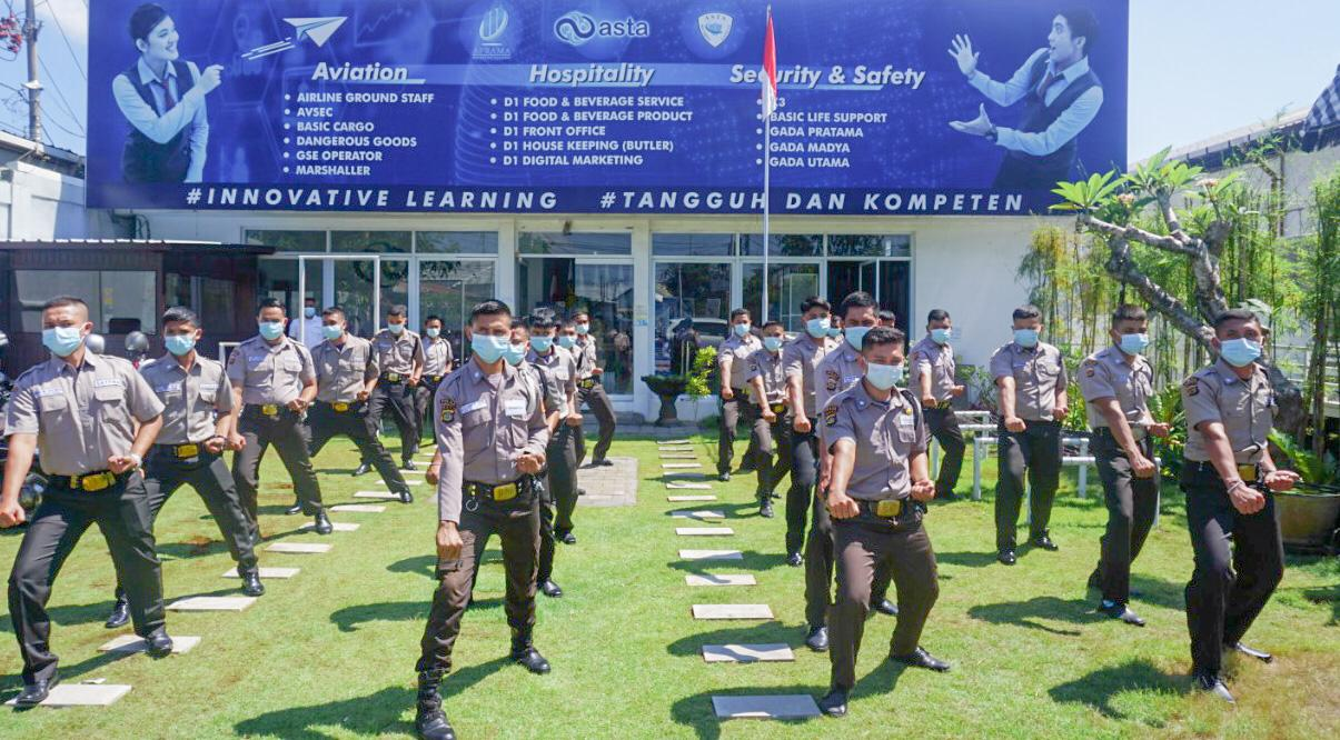 DIKLAT Gada Pratama, Gada Madya dan Gada Utama Terbesar di Bali